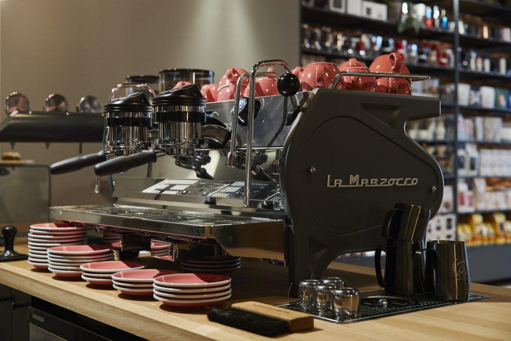 kawiarnia coffeedesk próżna