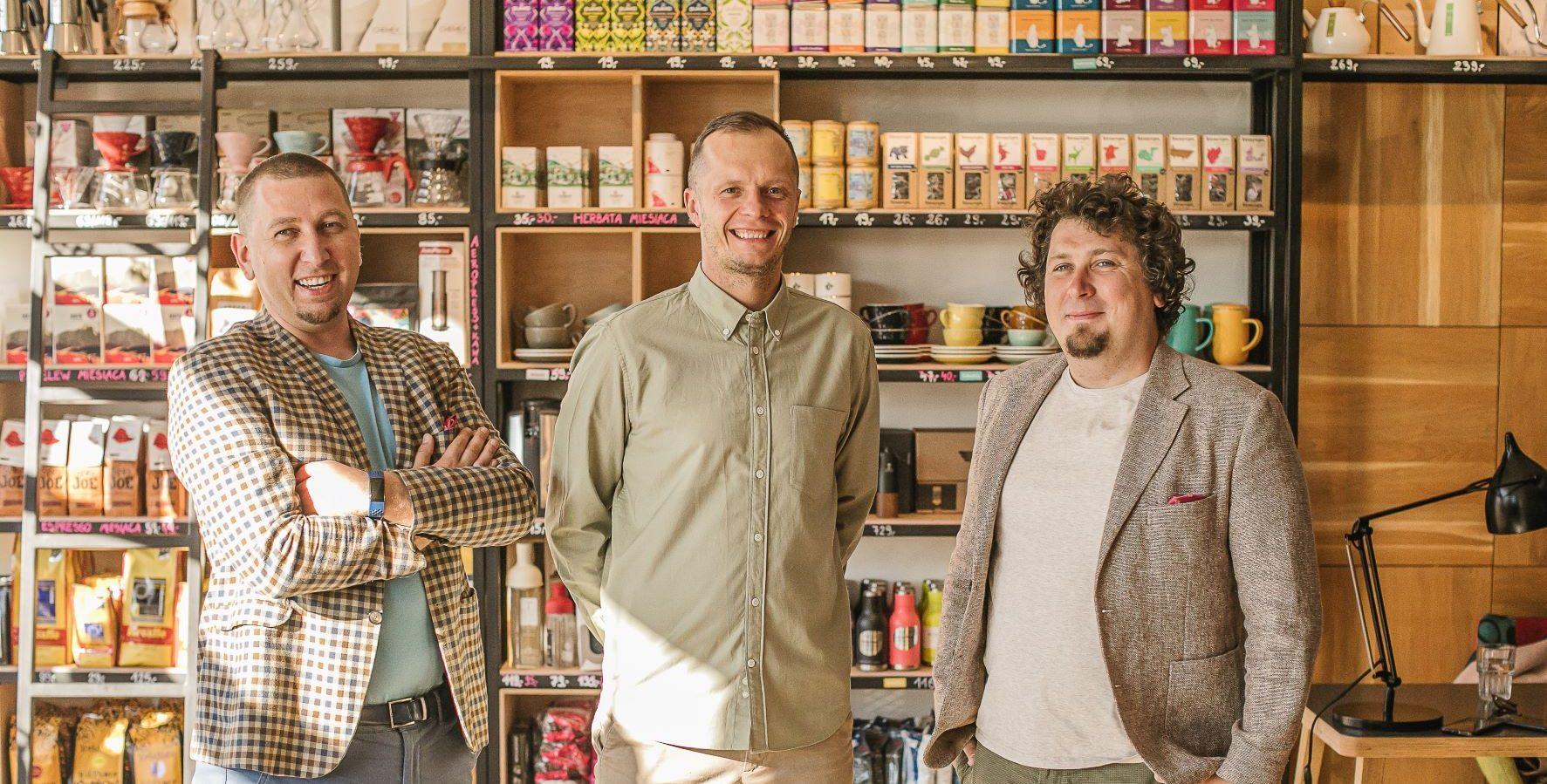 założyciele coffeedesk